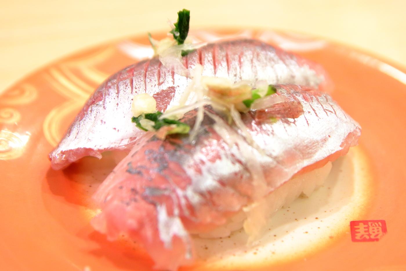 回転寿司トリトン 東京スカイツリータウン・ソラマチ店の寿司