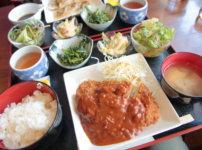 高知市のカフェ蒼乃屋のランチ