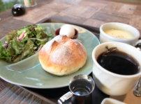 高知南国市の農園レストラン TRITON(トリトン)モーニング
