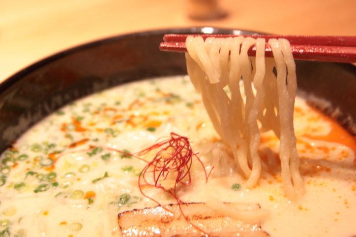 なゆたDiner(なゆたダイナー)極上塩担々麺