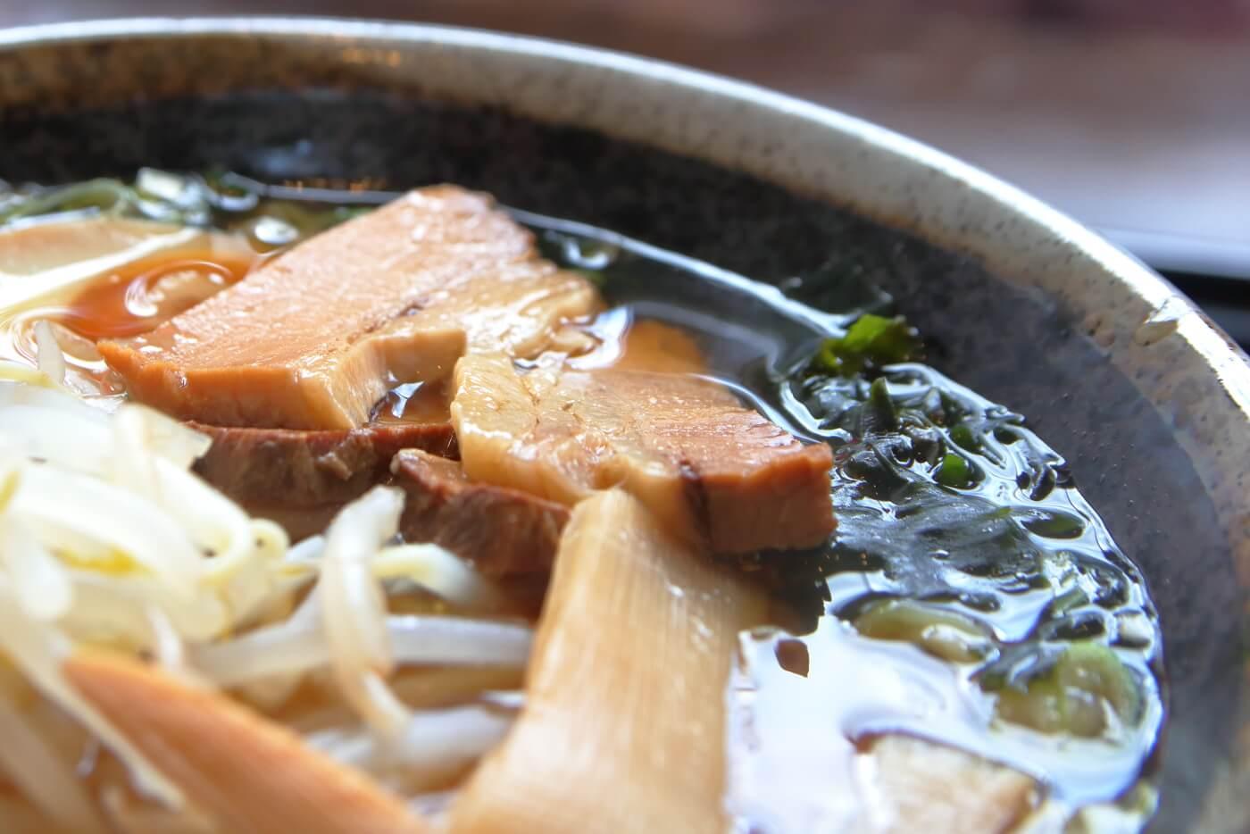 台湾料理 吉源 醤油ラーメン
