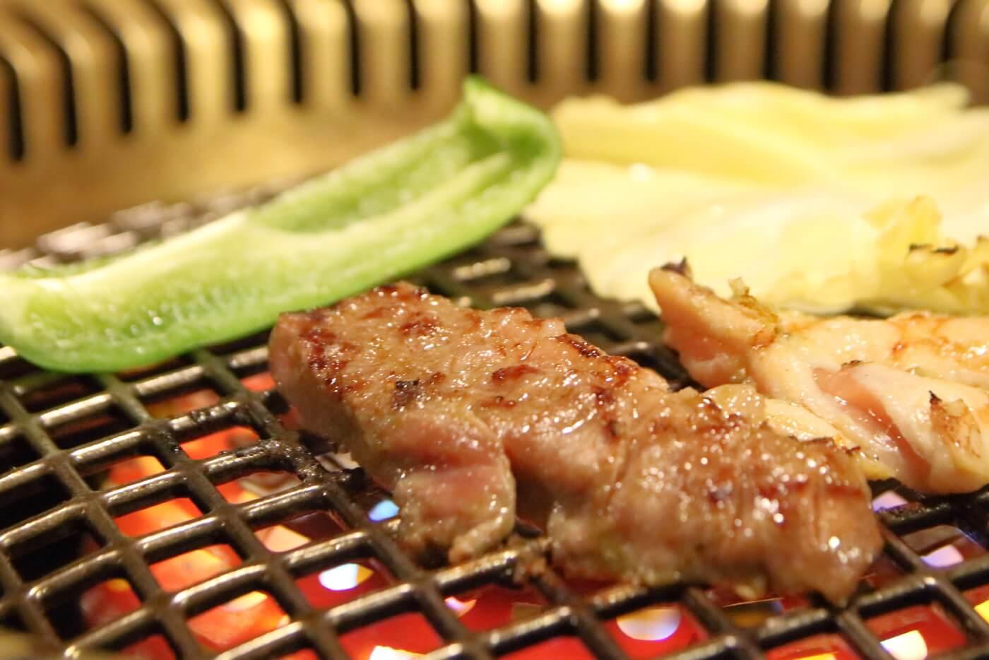 焼肉菜館 大五郎 焼肉ランチ