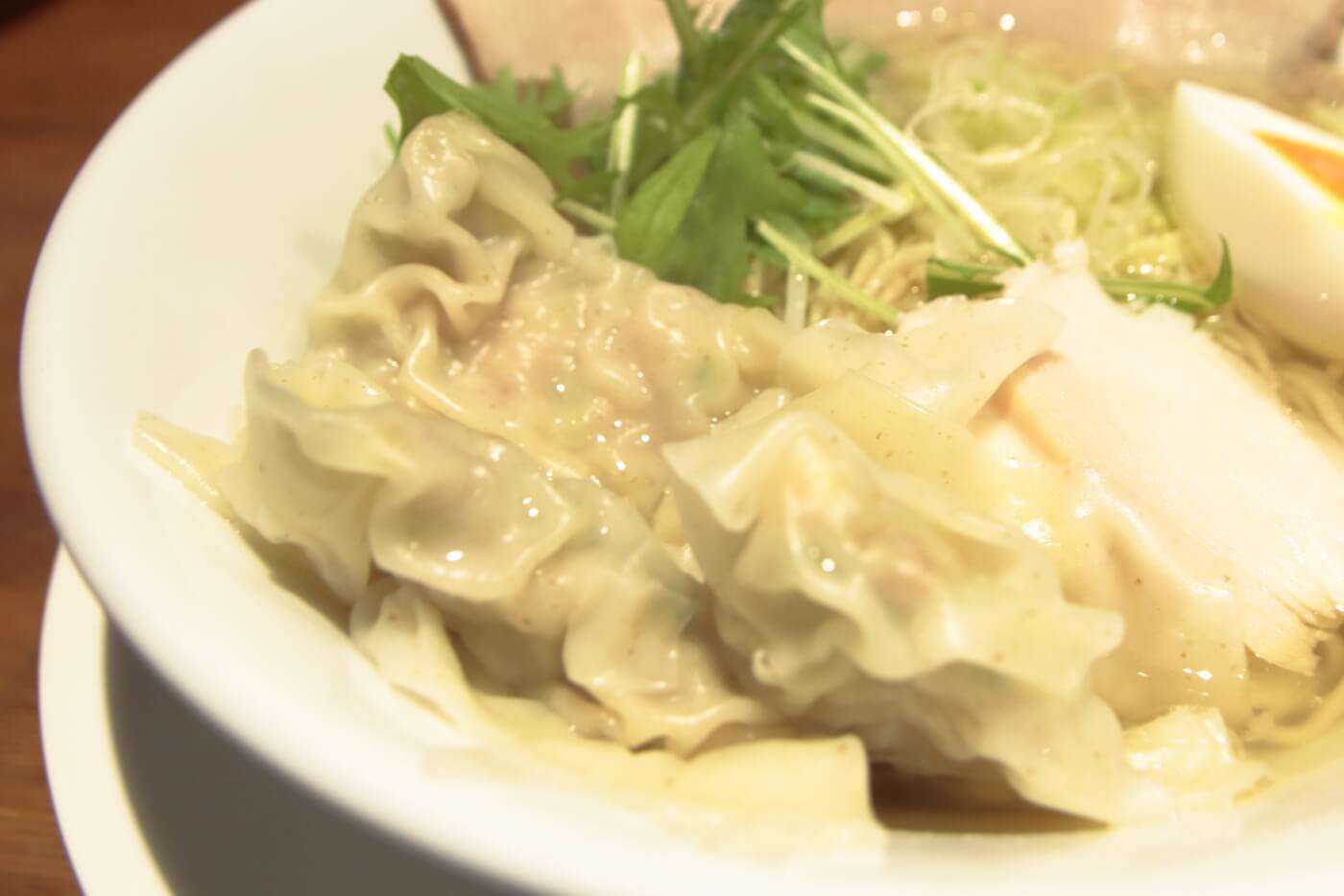 高知市のラーメン店チョンマゲのラーメン