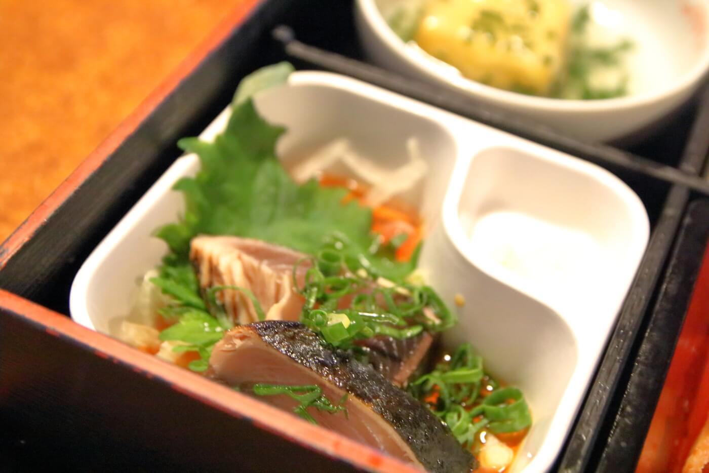 焼肉菜館 大五郎 ランチの松花堂弁当