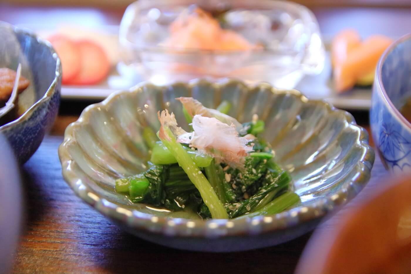 衣ヶ島食堂 ランチ