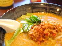ココイチ カレー担々麺