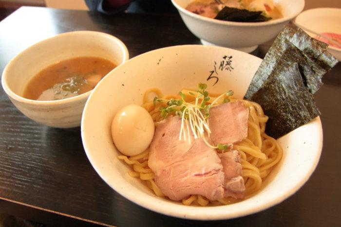 麺屋 藤しろ高知店 鶏白湯特製つけ麺