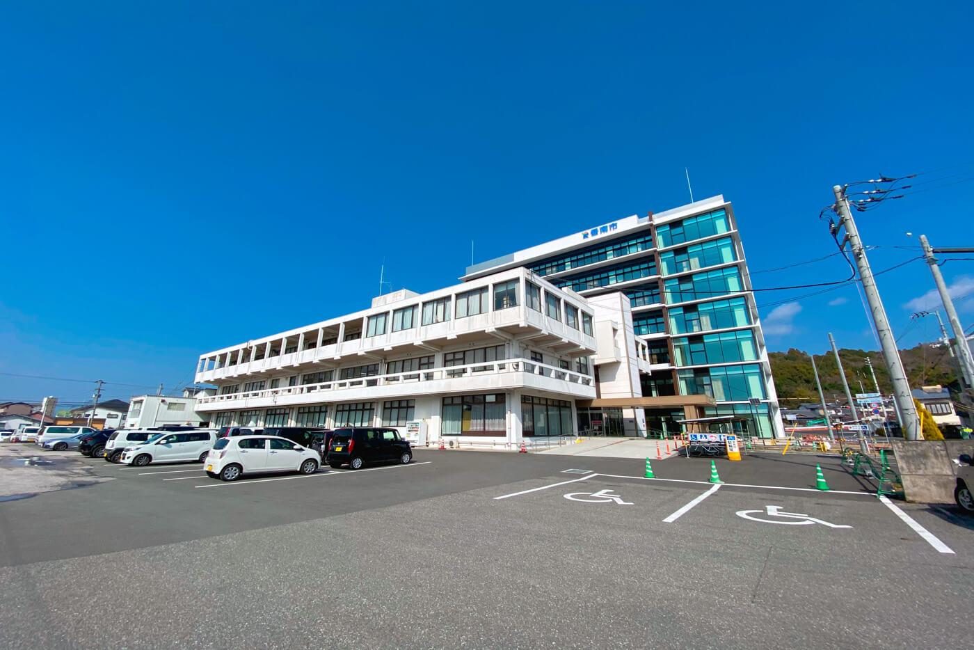 高知 香南市役所新庁舎