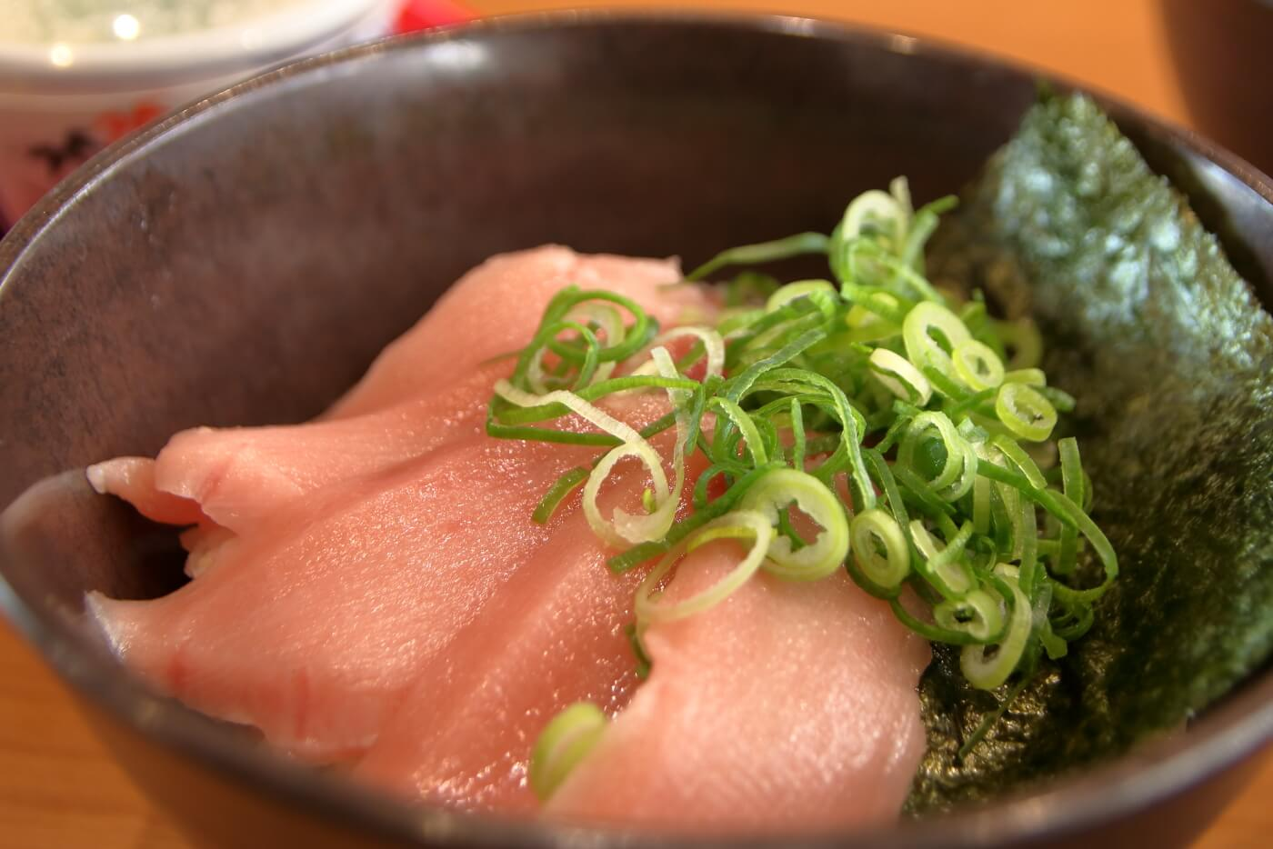 くら寿司 ランチ 特上中とろ丼