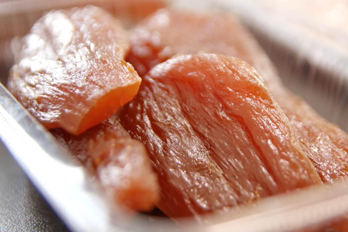 高知市の香稜苑(こうりょうえん) ひがしやま・干し芋