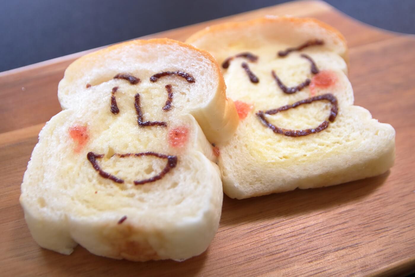 ペロリ しょくぱんまんパン