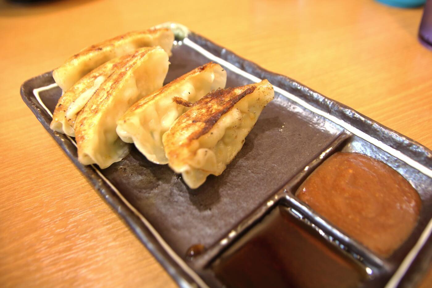 麺屋・國丸。南国店 焼餃子