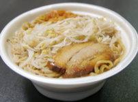 セブンイレブン 中華蕎麦とみ田監修 ワシワシ食べる豚ラーメン 2020年リニューアル版