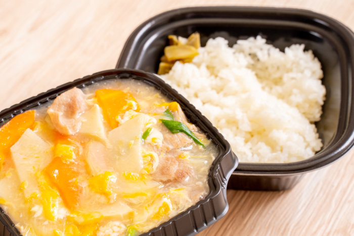 レストラングドラック テイクアウトメニュー 中華飯