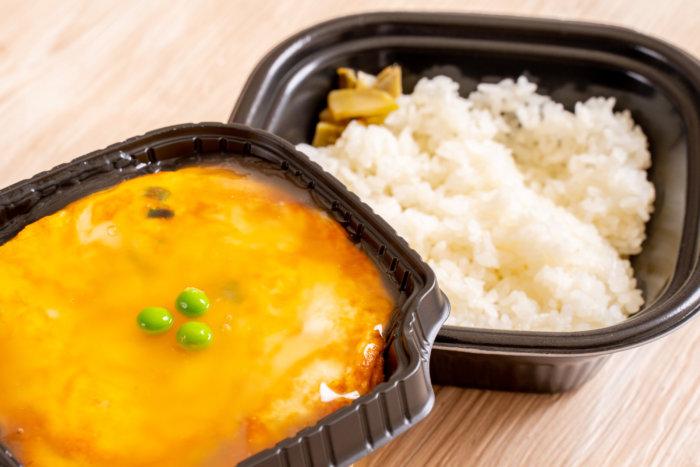 レストラングドラック テイクアウトメニュー 天津飯