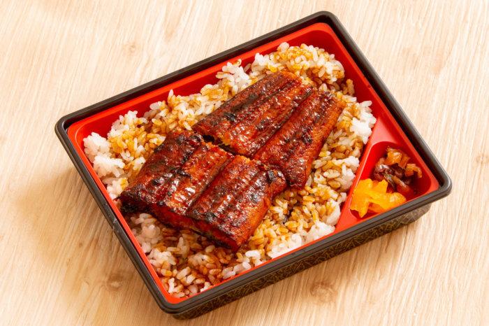 レストラングドラック テイクアウトメニュー 鰻丼