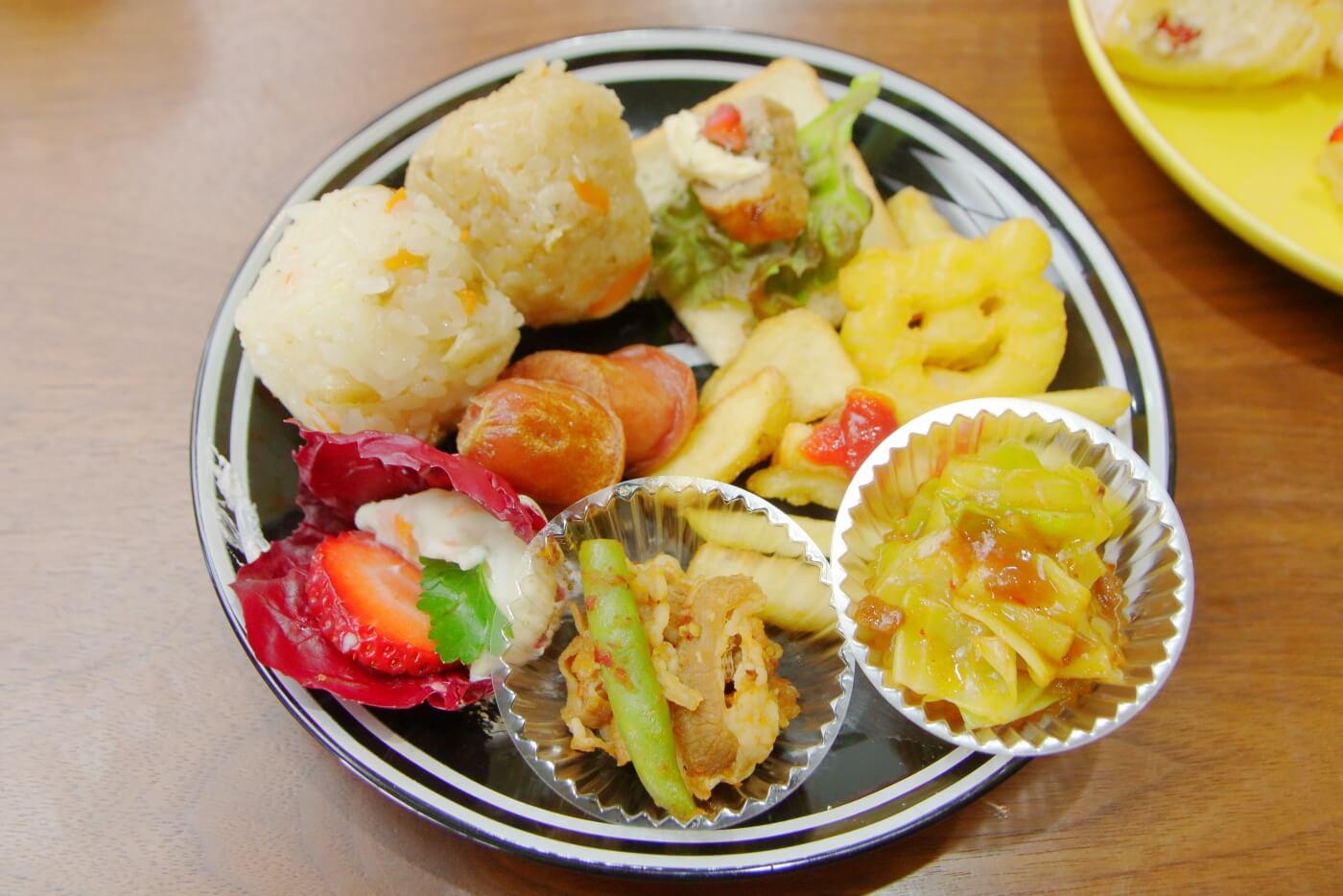 プルメリアラクーン 惣菜