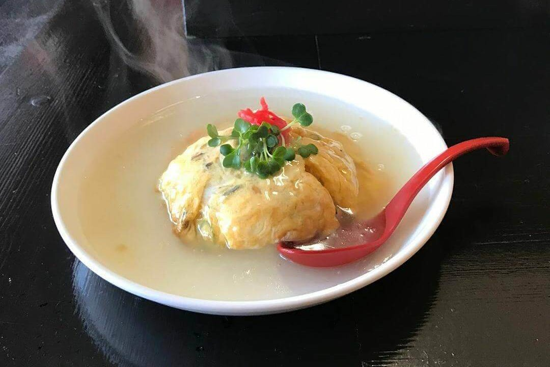 福井食堂 天津飯