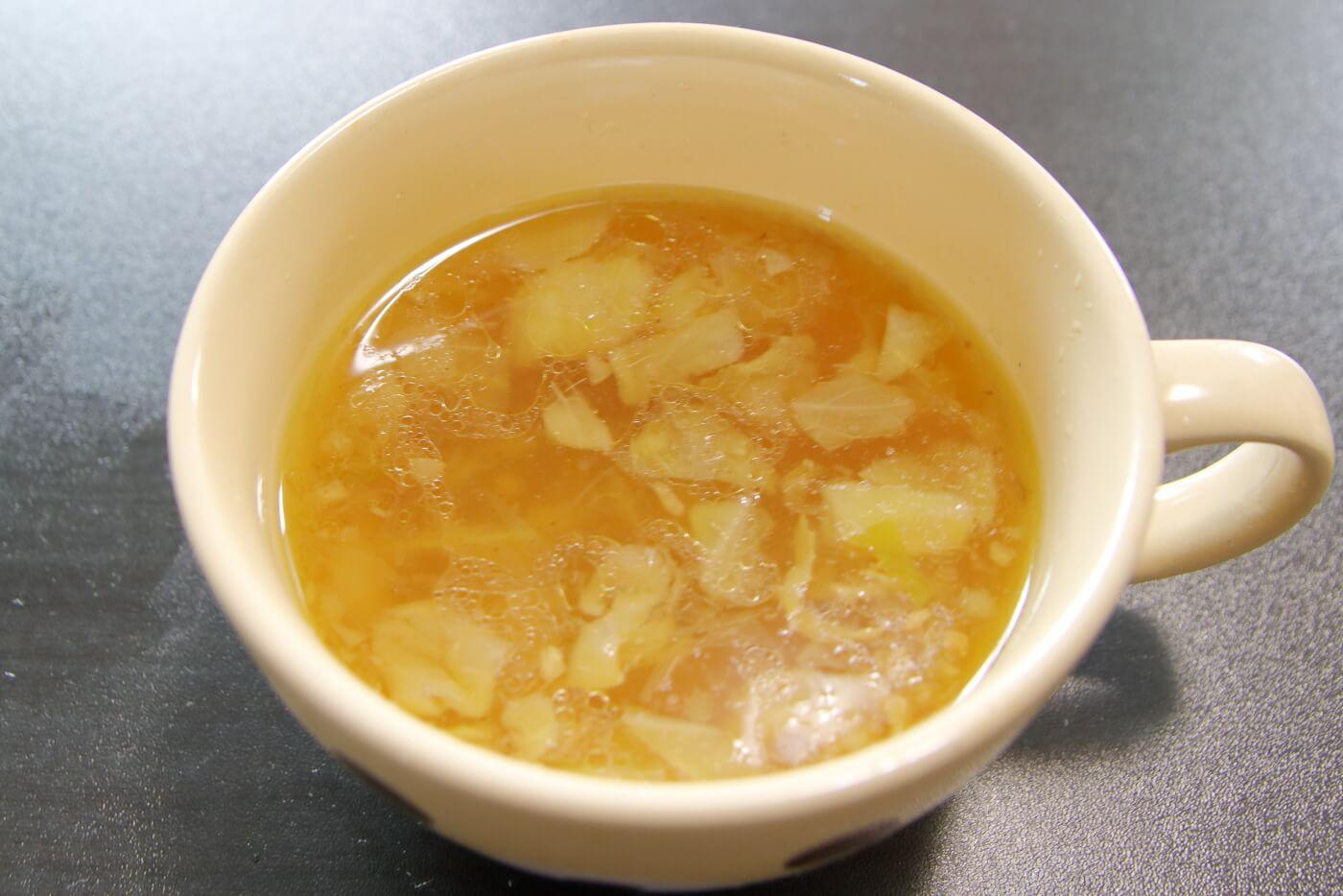クードゥバレーヌ テイクアウト スープ