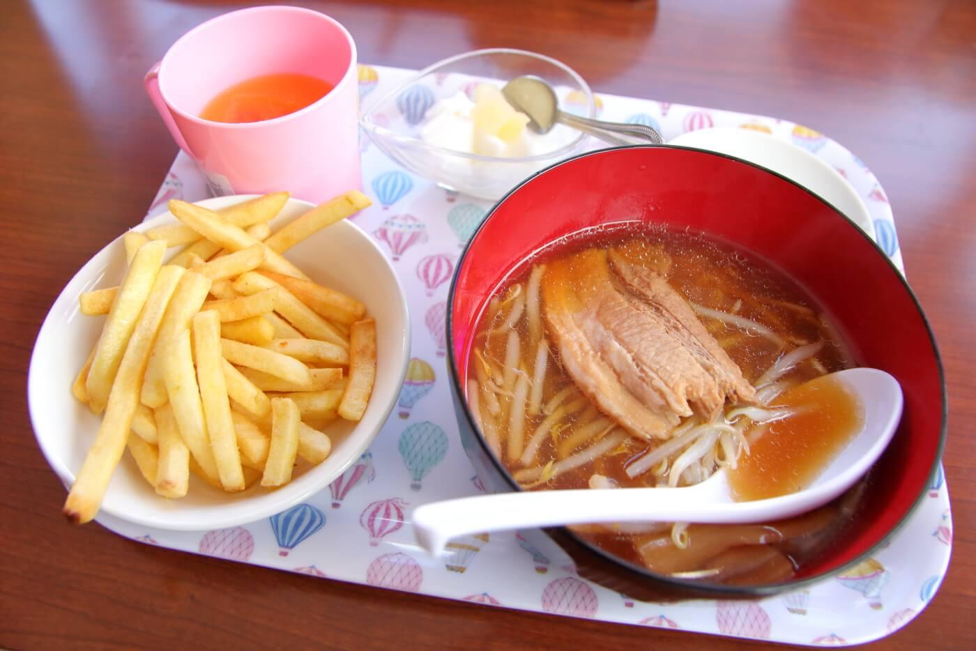 台湾料理 豊源野市店 お子様定食