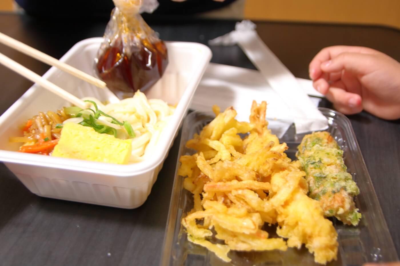 丸亀製麺 うどん弁当